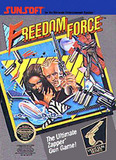 Freedom Force (Nintendo Entertainment System)